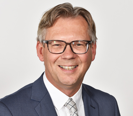 Secretary General Jan Herman de Baas