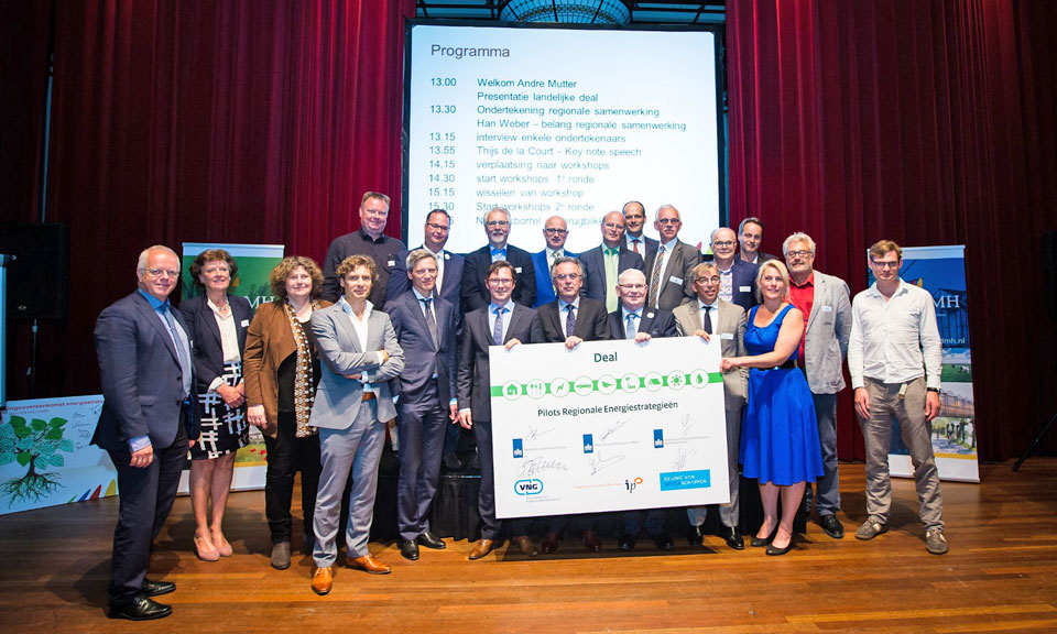 meeting signing of energy transition-regio-midden-holland